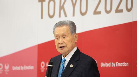 Seksistliku kommentaari teinud Tokyo olümpiaboss astus tagasi