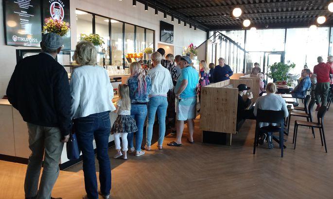 f74247dfbf0 Lugeja fotod: Tallinna-Tartu maantee suurim teeäärne kohvik teeb ...