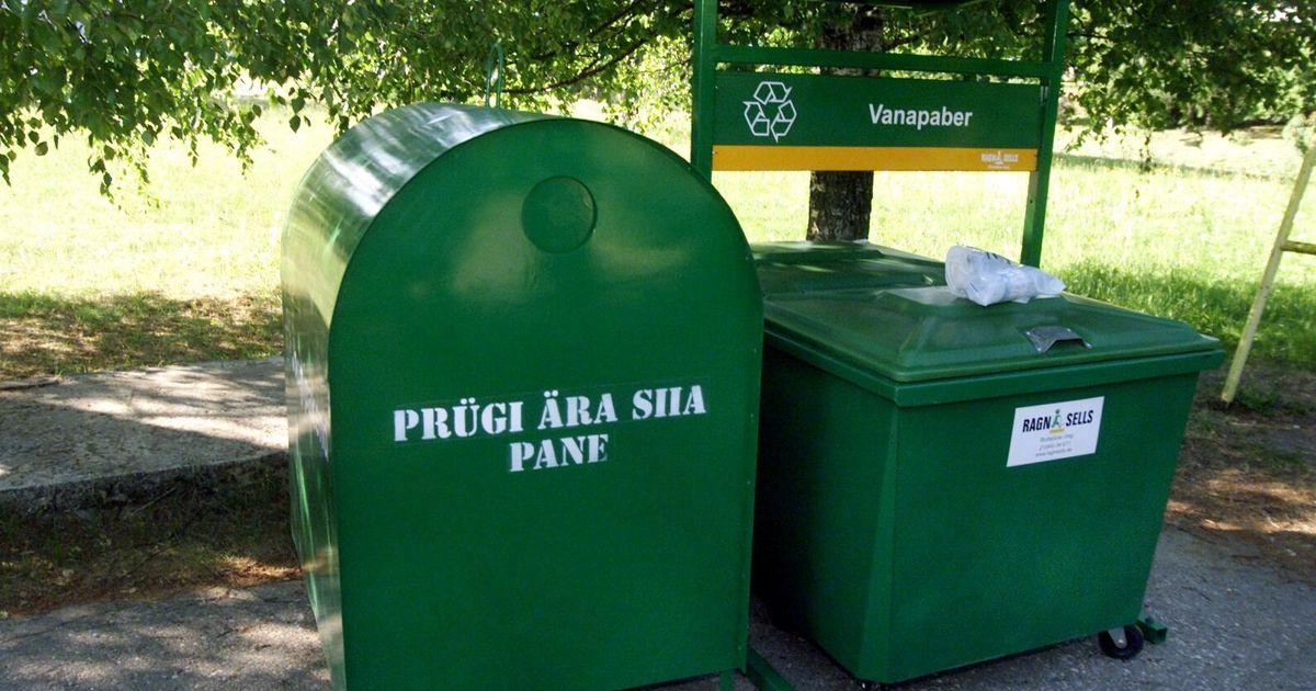 Pärnakatel avaneb võimalus kohaliku jäätmekava kohta arvamust avaldada