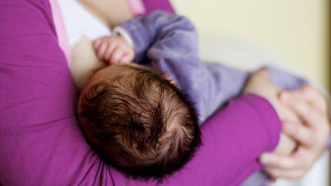 Imetamine aitab luua ema ja lapse sidet.
