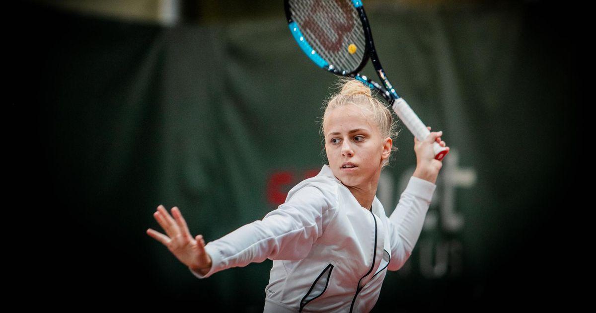 Lissi Kubre jõudis Merko Openil poolfinaali