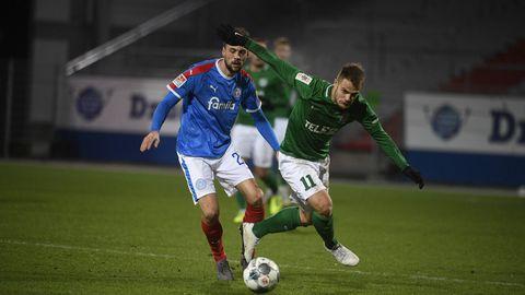 Sloveeniast naasnud Sappinen: arvasin, et kui ründaja lööb värava, mängib ta ka järgmises mängus