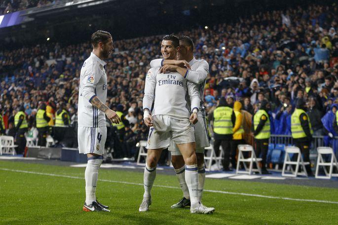 559d97c3494 Kas Cristiano Ronaldo eestvedamisel suudab Madridi Real ka sel hooajal  võita Meistrite liiga?
