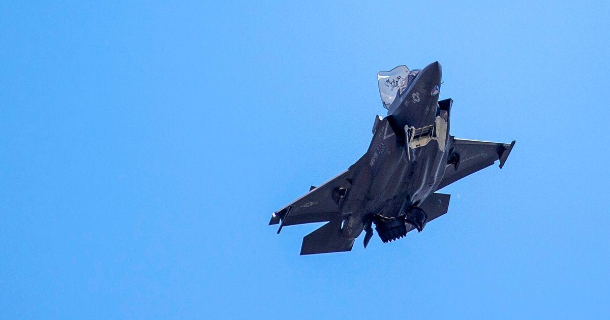 Ankara: USA otsus Türgi F-35 programmist välja heita on ebaõiglane