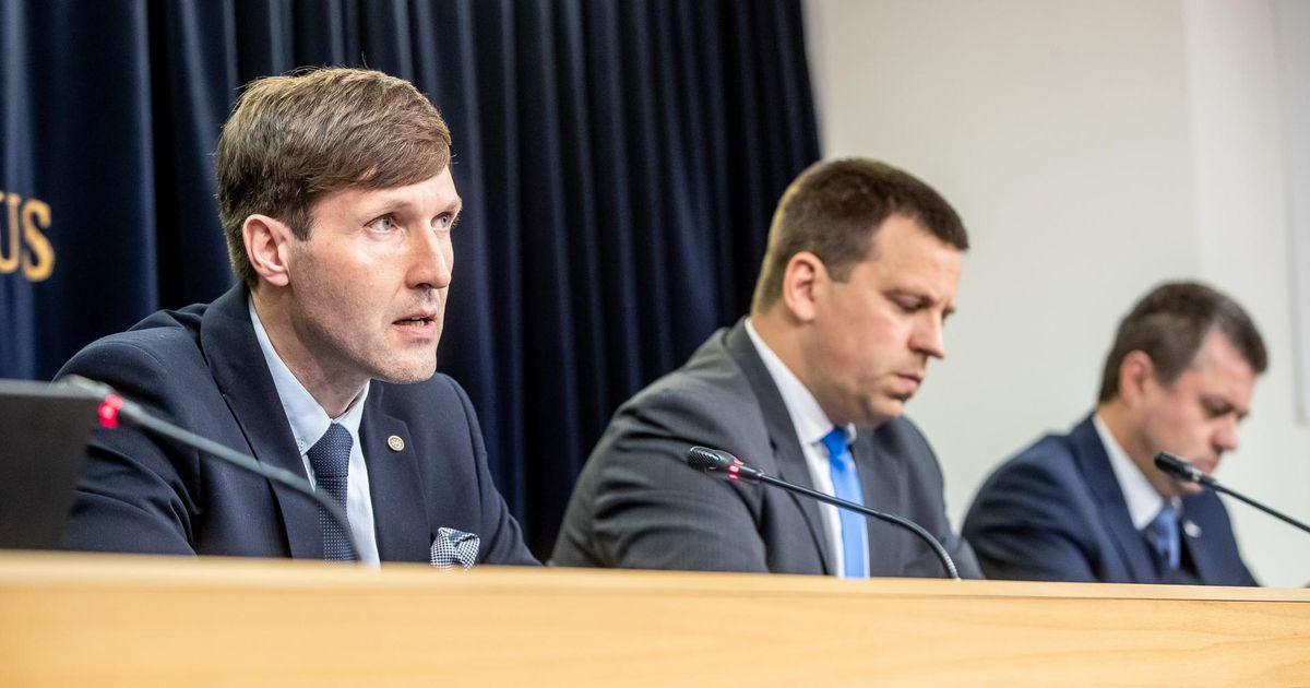 Juhtkiri: ministritest pole valitsust saanud