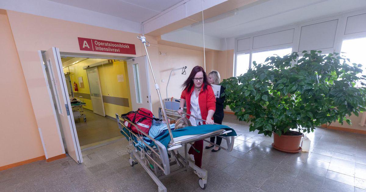 Haigla viimasel korrusel harjutati evakuatsiooni
