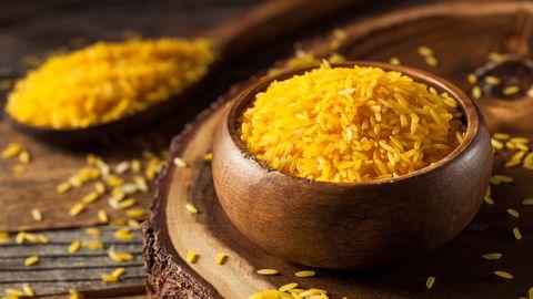 Kuldne riis võib päästa vaesuses elavate laste elud.