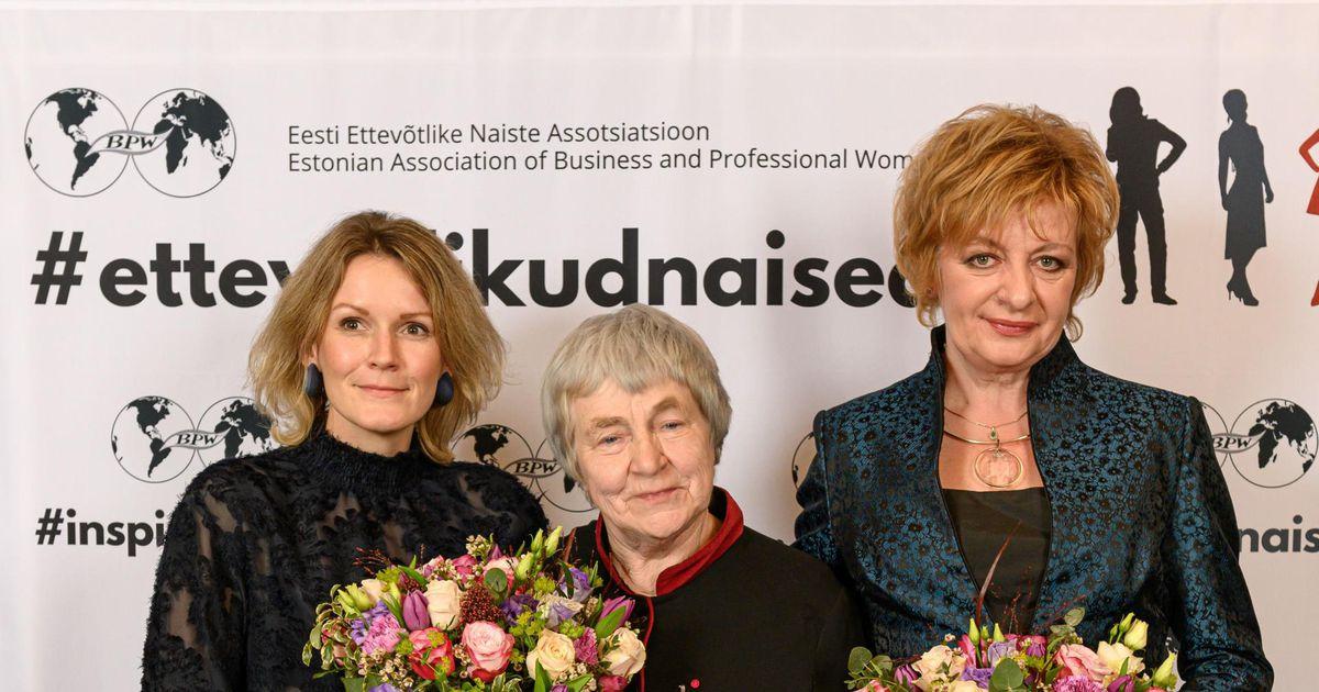 Anu Raud valiti aastate naiseks
