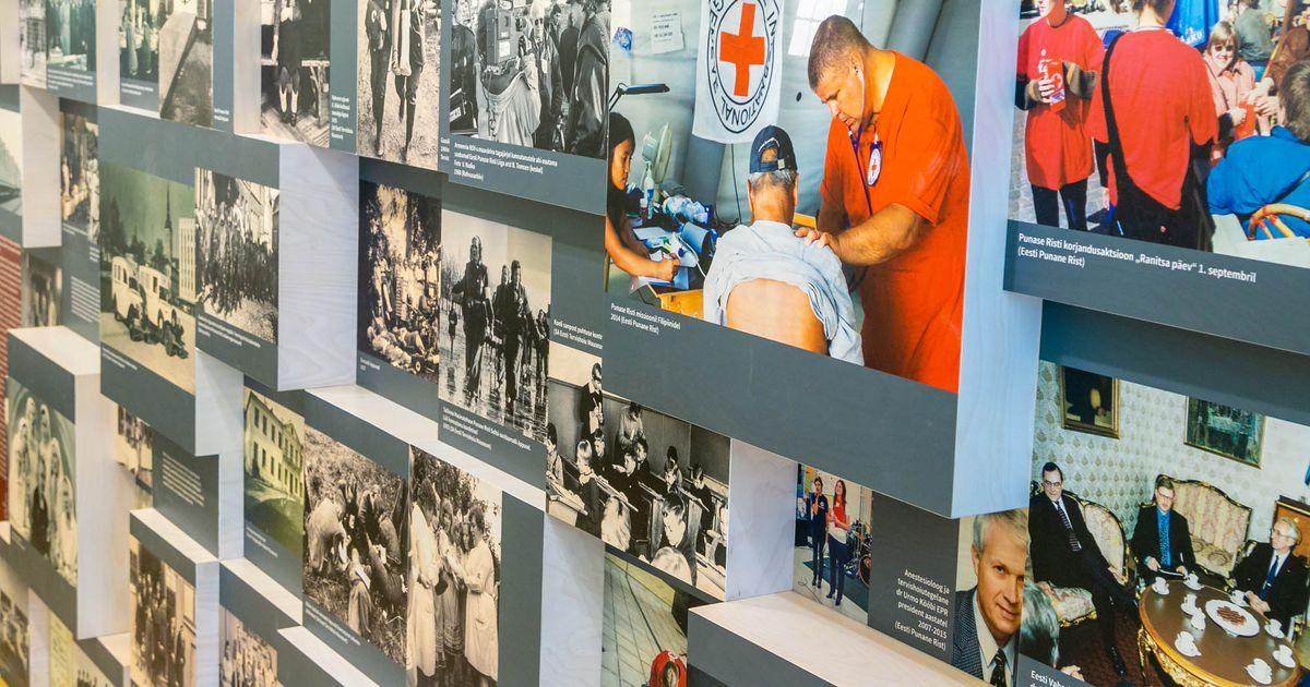 Galerii: Näitusel saab uudistada sajandi vanuseks saava Eesti Punase Risti lugu