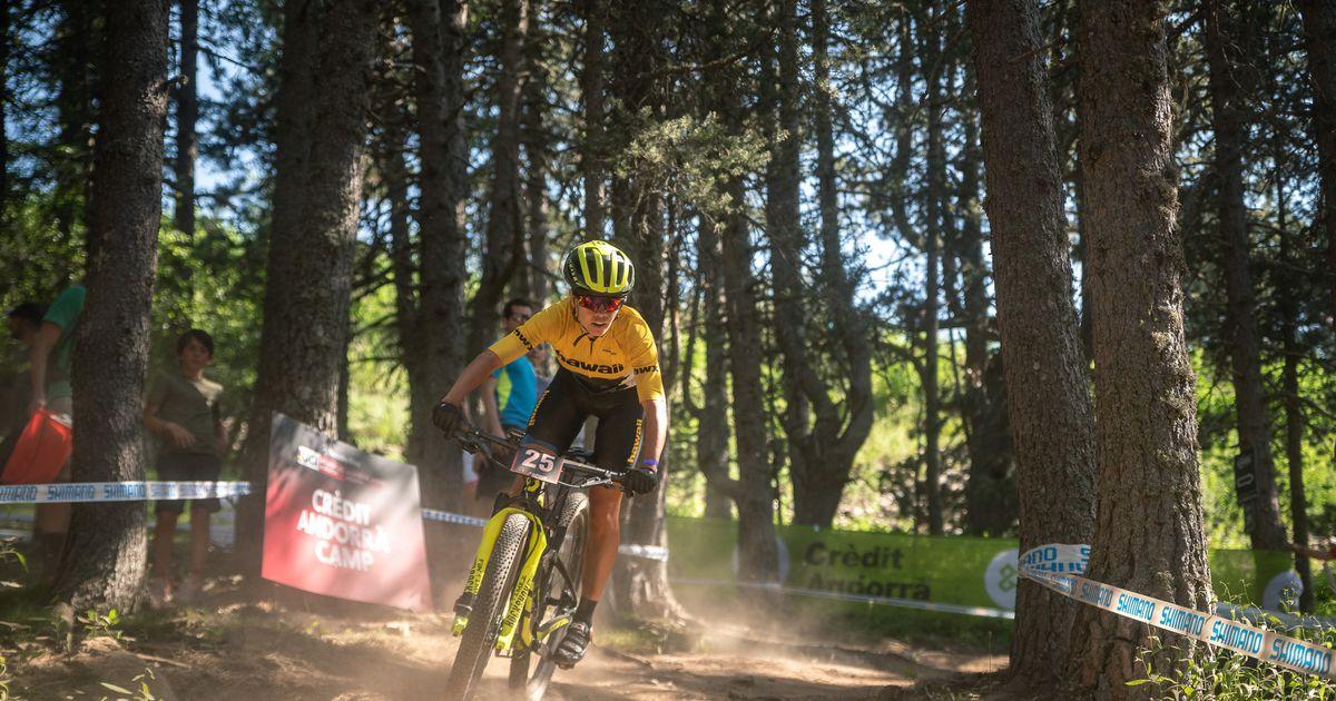 Janika Lõiv tegi olümpiakrossi MK-etapil Tšehhis läbi aegade parima tulemuse