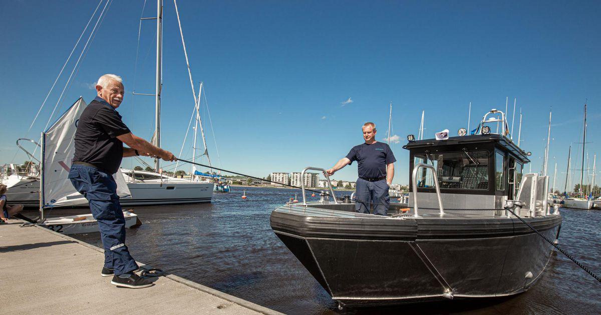 Galerii: Kalapüügi järelevalve asub tööle seninägematus luksuses
