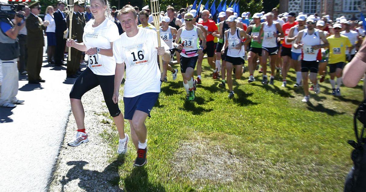 Võidupüha maraton mõjutab Pärnumaa teedel liikluskorraldust