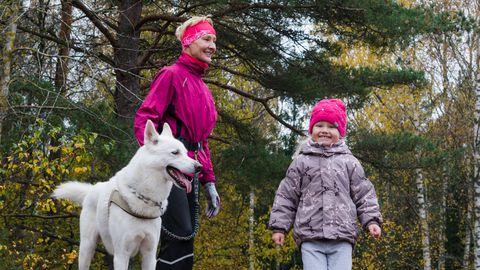 Jalutamine tugevdab immuunsüsteemi.