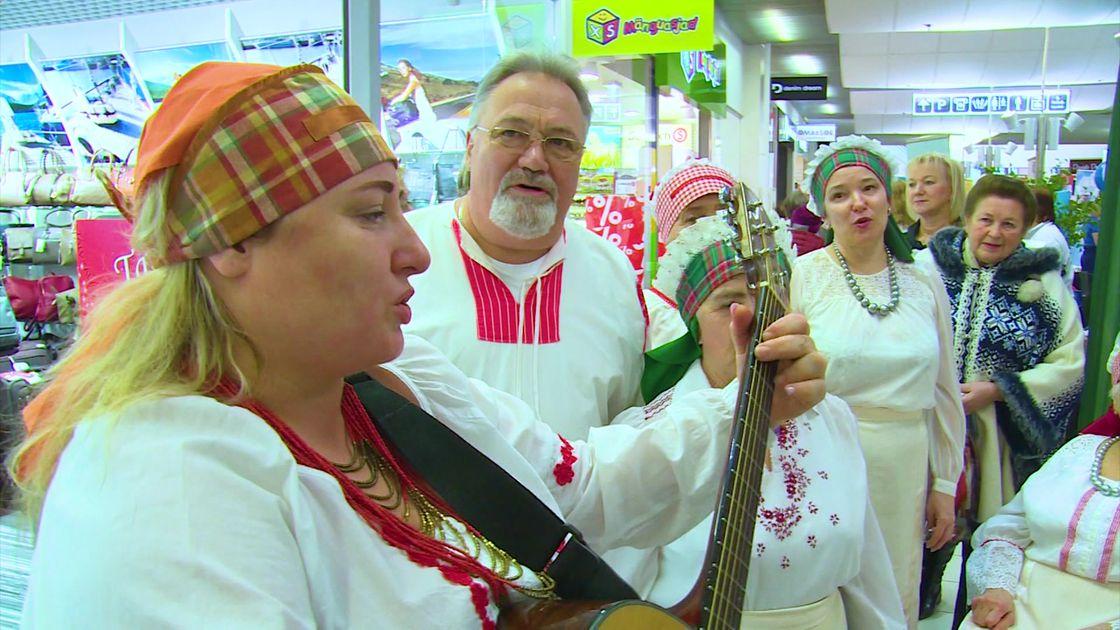 Reporter: Pärnus toimus seeniorite vabaajamess