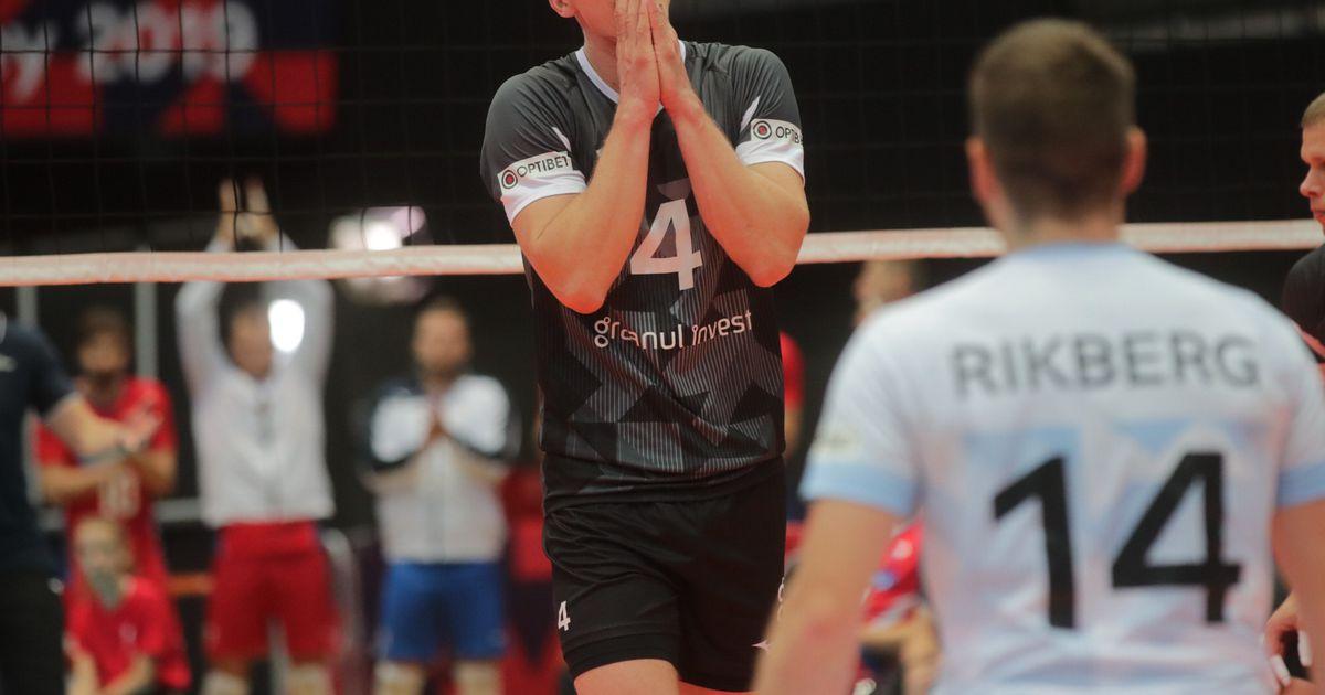 Otsepilt ja -blogi. Võrkpalli EM: Eesti kaotas Tšehhile 0:3