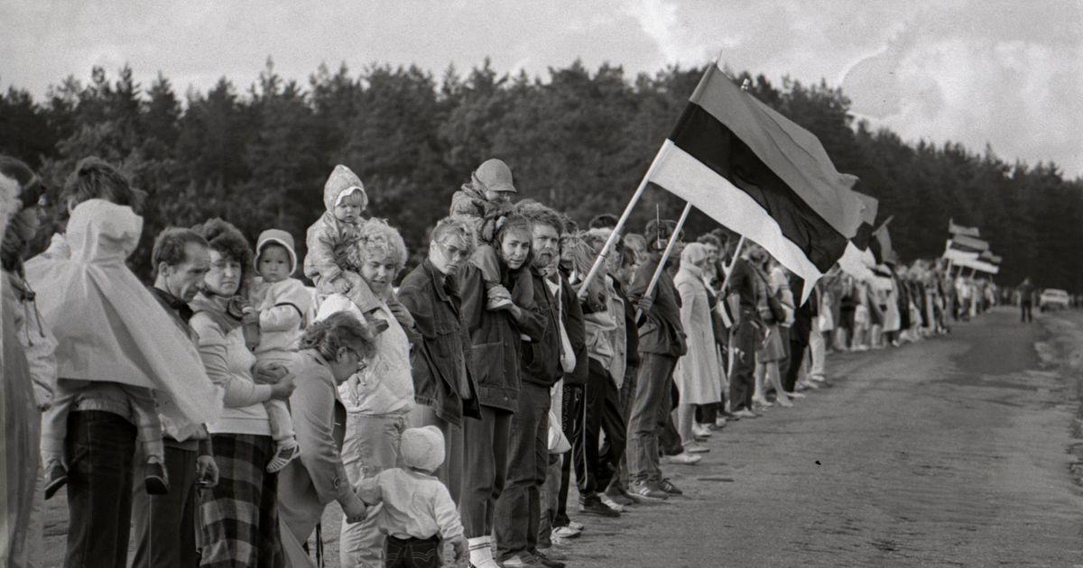 30 aastat Balti ketist