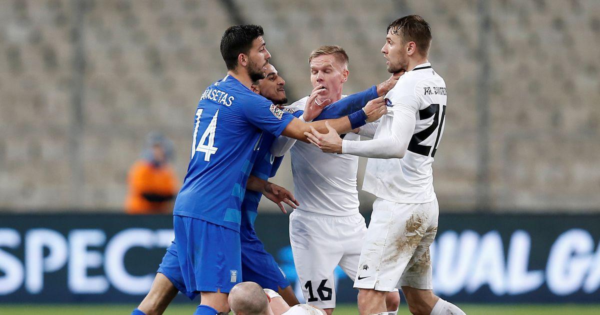 fe7b5a047c1 Eesti jalgpallikoondisel on EM-valiksarjas Kreekaga kohtumine välistatud -  Jalgpall - Postimees Sport: Värsked spordiuudised Eestist ja välismaalt
