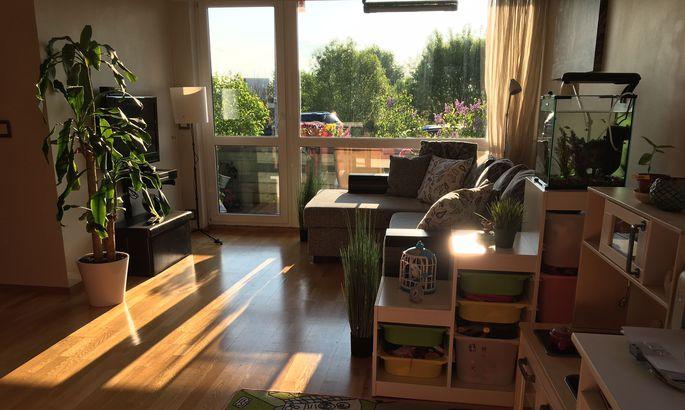 0c2f0131639 Pildista oma kodu näiteks ka varahommikul, kui päike siis just eriti ilusti  sisse langeb.