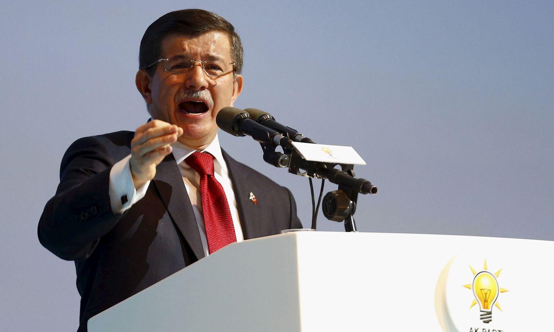 премьер министр турции ахмет давутоглу фото количество