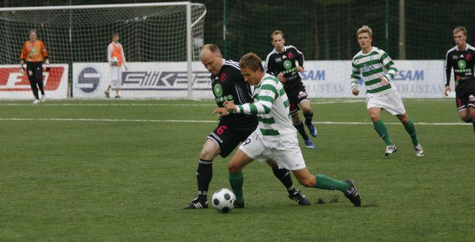 7ed9fae4fe7 FC Flora ja Nõmme Kalju vaheline kohtumine | FOTO: Peeter Langovits. Eesti  jalgpalli meistriliiga tabeliseis ning tulemused.