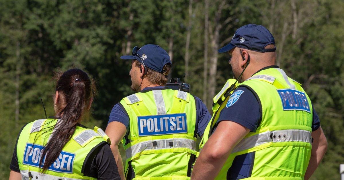 Tänastel liiklustalgutel rahustavad politseinikud liiklust eri paikades üle Eesti