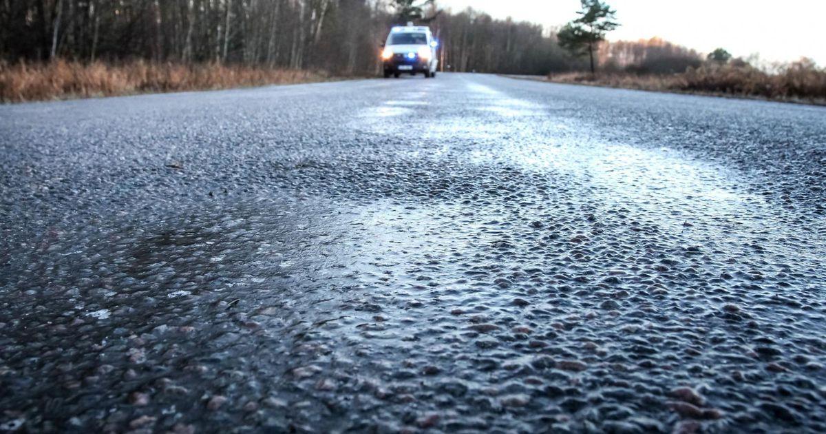 Maanteeamet hoiatab teedele tekkida võiva libeduse eest