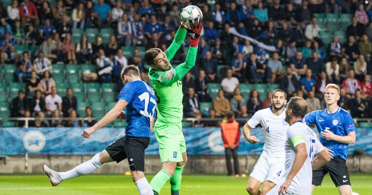 a085cdb3b3c ... miks ei suutnud Eesti tulega mänginud Kreekat ära karistada? -  Rahvuskoondised - Jalgpall - Postimees Sport: Värsked spordiuudised Eestist ja  välismaalt