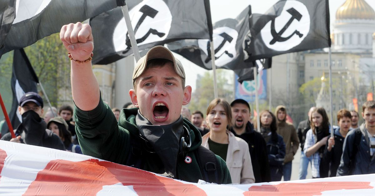 национал большевизм картинки некоторых местах это
