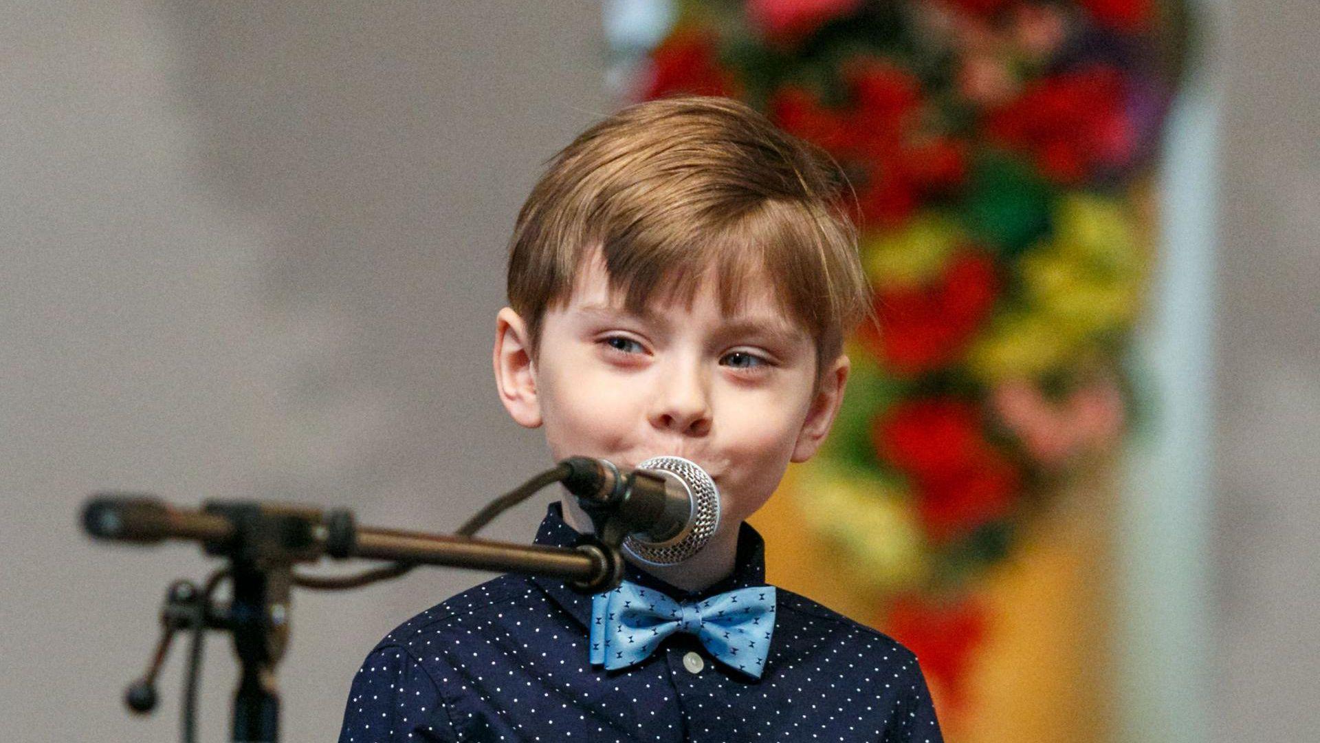 Väike Oliver esitas pandeemia ainetel monotüki