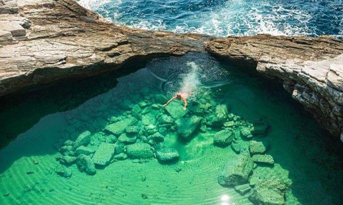280335ad1ca Giola laguun - looduslik ujumisbassein - Kasulik - Reisile
