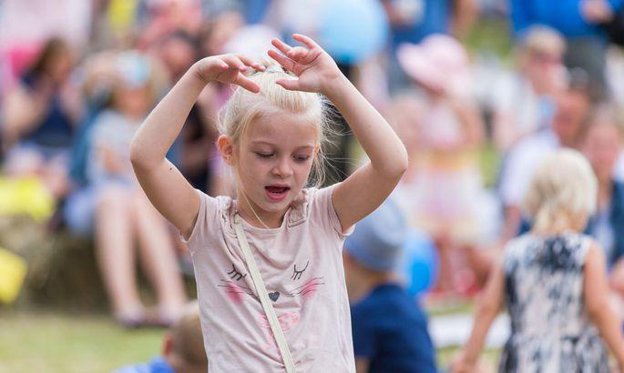 7426034f81b Eelmise aasta festivali külastas ligikaudu 6000 inimest. FOTO: Madis  Sinivee. Ülehomme toimub Pärnu Rannapargis kolmas rõõmsate laste ...