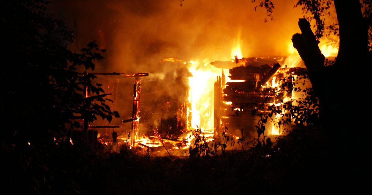 Kevadpealinnas süttis elumaja põlema