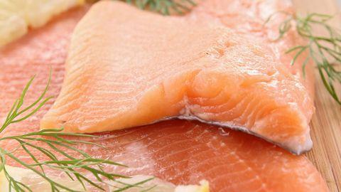 D-vitamiini saab näiteks kalast.