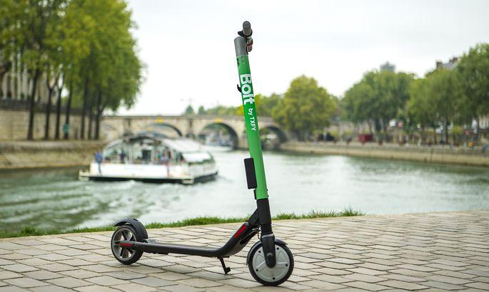 65b14fe25c6 Endine Taxify sai Pariisis Bolti kaubamärgi kasutamise õiguse - Majandus