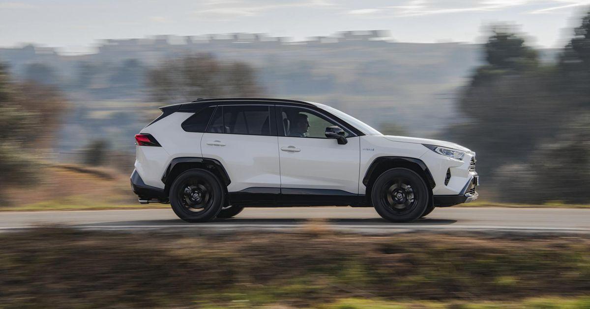 Sõiduproov: 5 asja, mida teada Toyota RAV4 kohta
