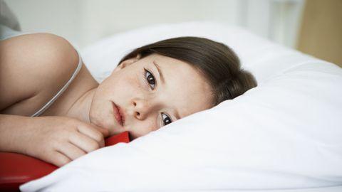 Haige lapse eest hoolitseb tavaliselt lapsevanem.