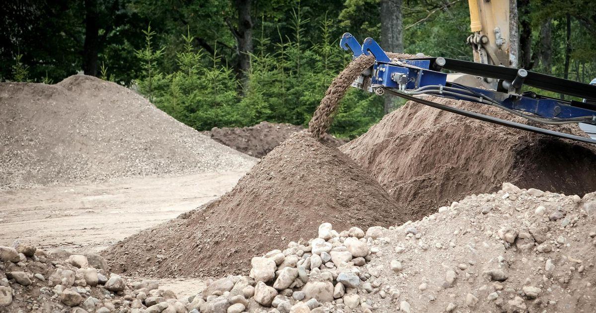 Suurprojektide tõttu on kaevandamislubade nõudlus suurenenud