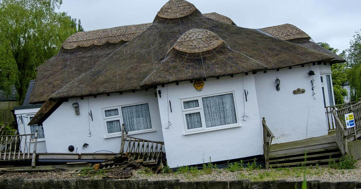 Fotod: ränk ja rumal ehitusviga muutis elumaja üleöö elamiskõlbmatuks