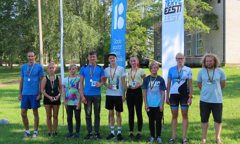 Kuldmedalid läksid Valka ja Karulasse: