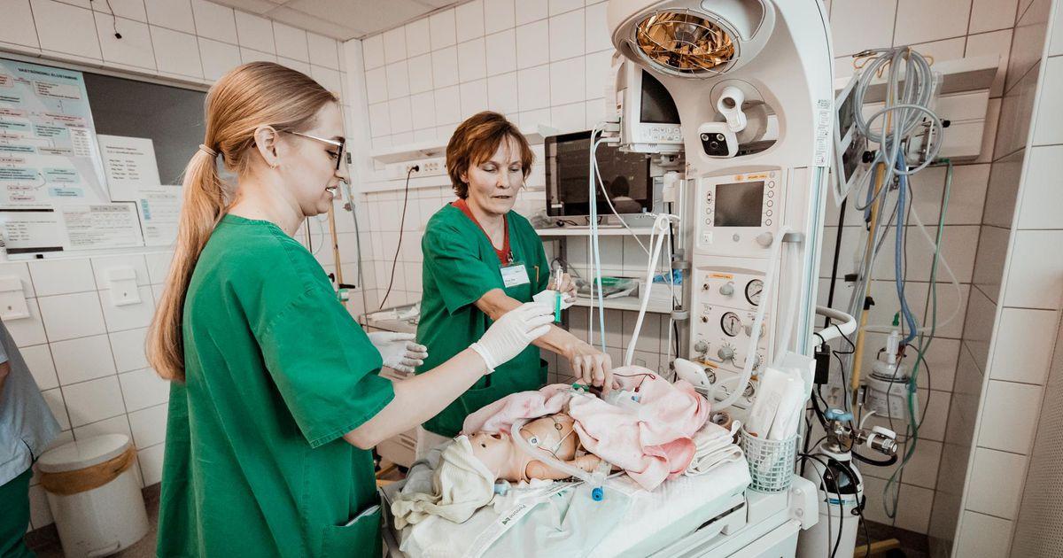 Sünnitusosakonnas lahendati rasket juhtumit