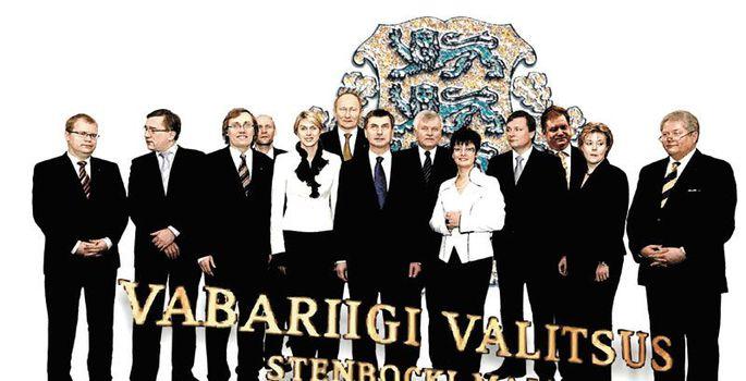 c581cb64286 Ansipi teise valitsuse esimene aasta: tule taevas appi! - Eesti ...
