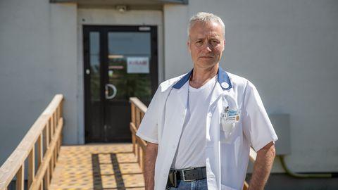 Terviseameti hädaolukorra meditsiinijuht doktor Urmas Sule