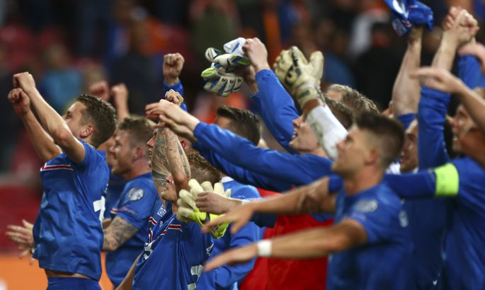 1d798829090 Suurüllatus: ajalugu teinud väike Island jõudis jalgpalli EMile ...