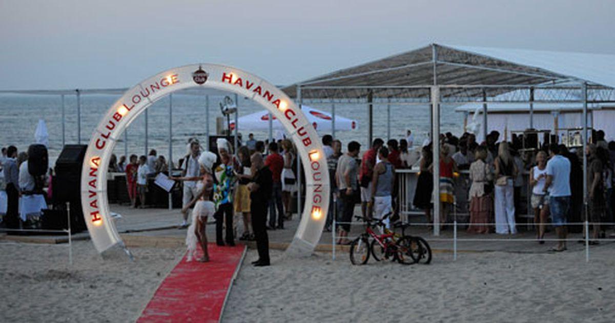 havana club секс на пляже
