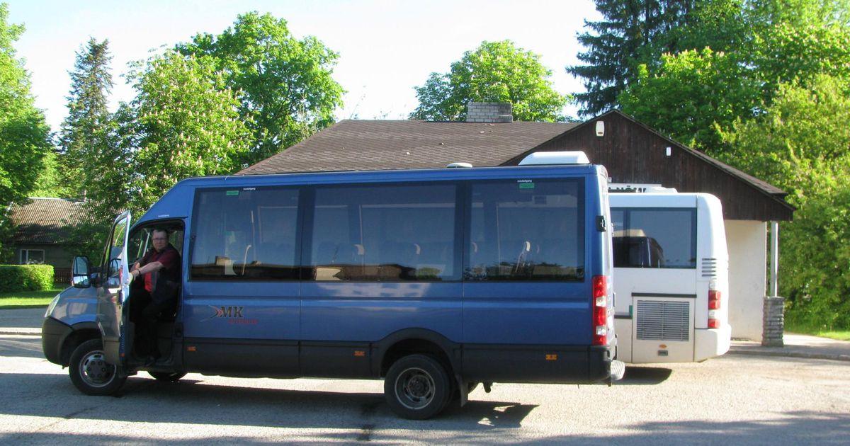 Jäärja–Kilingi-Nõmme bussiliini sätitakse õpilaste järgi