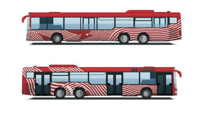 8148a4219c0 Tartu bussid saavad uue kujunduse - Tartu Postimees