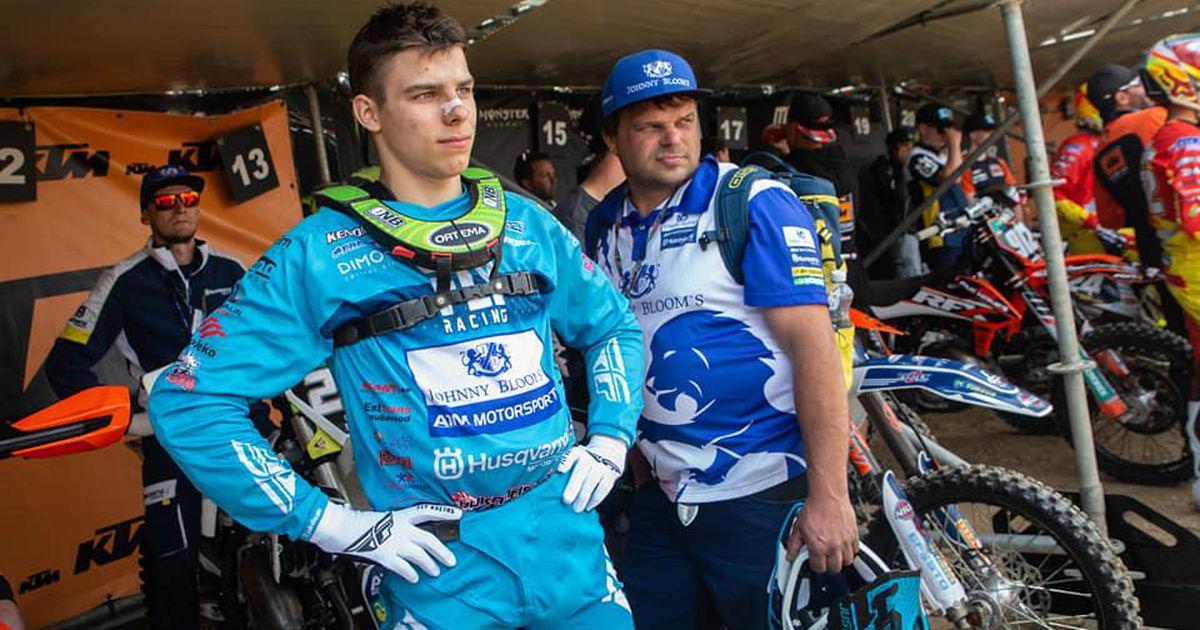 Uues klassis debüteerinud Jörgen-Matthias Talviku tegi EM-etapil korraliku tulemuse