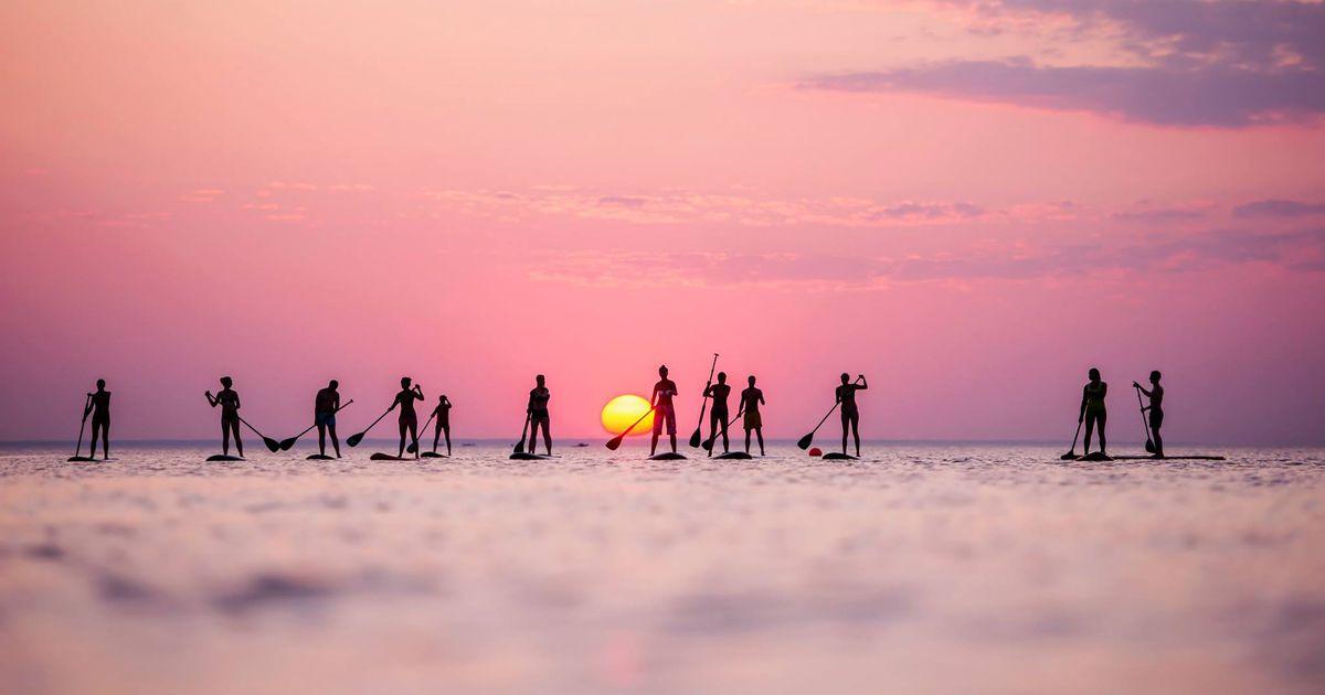 Tallinnas toimub sel nädalavahetusel suve suurim surfifestival