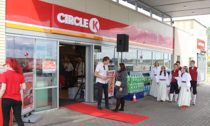 6b1465f7352 Circle K ehitab Jürisse uue teenindusjaama - Majandus