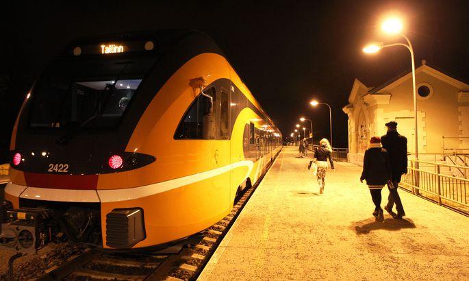 be18745c51d Uus aasta tõi ka Tartusse uued rongid - Uudised - Tartu Postimees